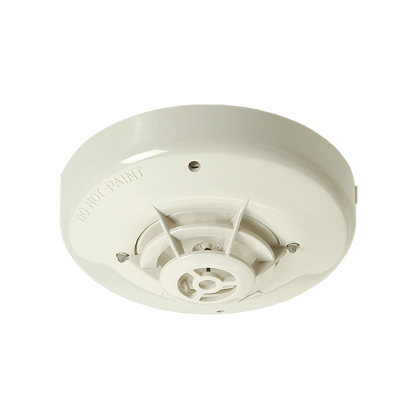 FOC-584 | Marine Approved Conventional Rate of Rise Heat Detector.  Fixed temperature heat detector (90ºC)