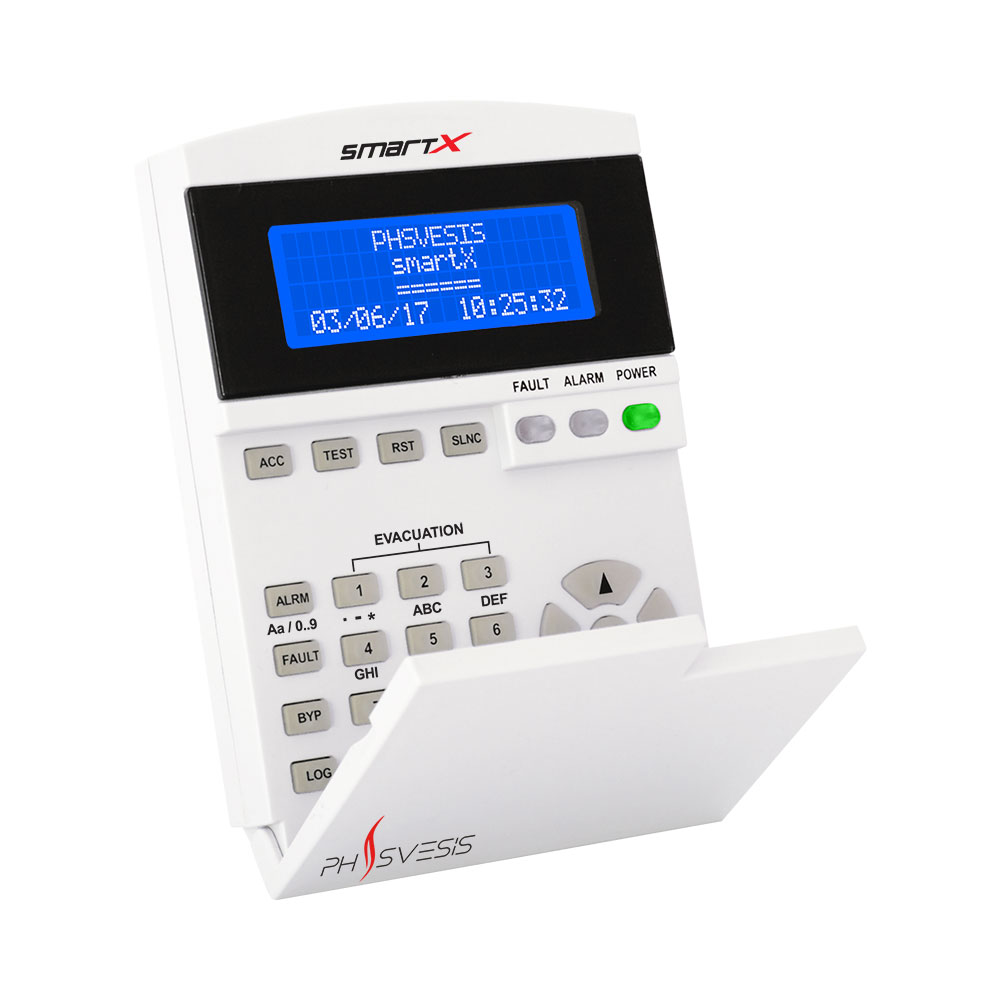 FOC-614 | Tastiera/ripetitori SmartX autonomo