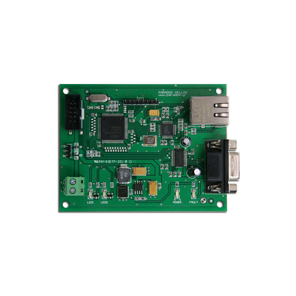 FOC-616 | Modulo di comunicazione TCP/IP - RS232 pr centrali SmartX