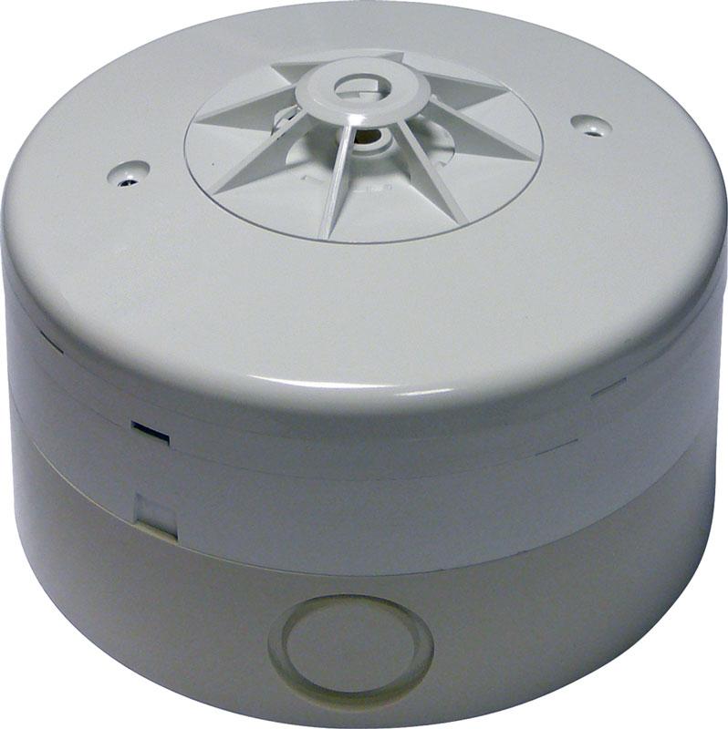 FOC-70 | Detector térmico a dos hilos con suplemento base DEM-210 para entrada de tubos