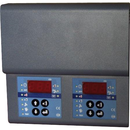 FOC-336 | Centrale  rilevazione monossido di carbonio a 2 zone