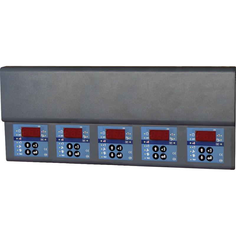 FOC-339 | Centrale rilevazione monossido di carbonio a 5 zone