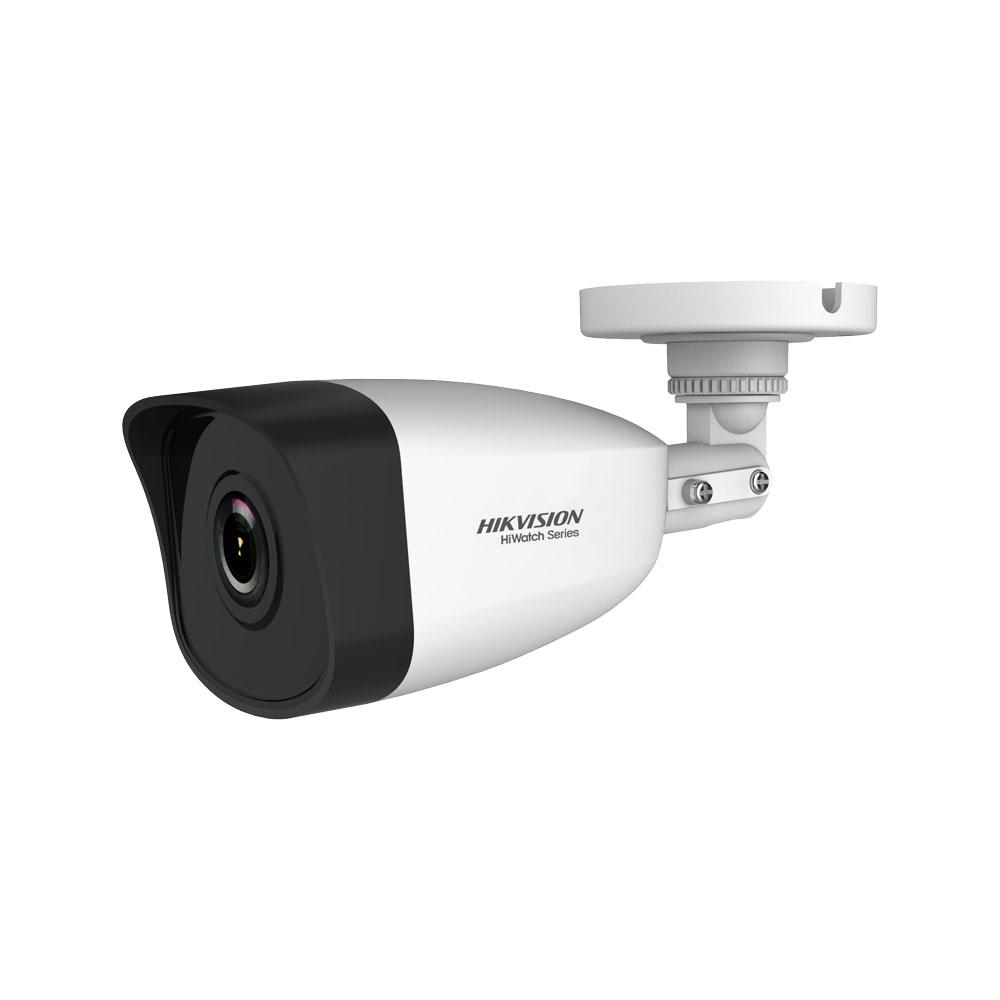 HIK-1 | Cámara bullet IP Serie HiWatch™ de HIKVISION® de 4MP con iluminación infrarroja 30m, apta para exterior