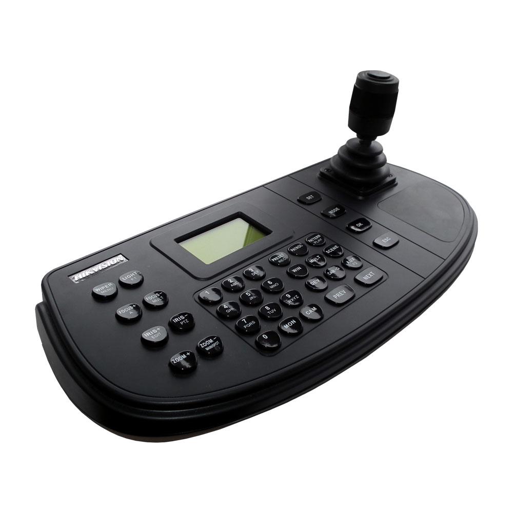 HIK-77   Teclado IP 4AXIS para el control de DVR/DVS, NVR, matriz, cámaras y domos IP, etc