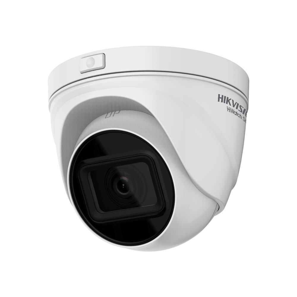 HIK-9 | HIKVISION® IP dome HiWatch™ series, 4MP with IR of 30m, for outdoors
