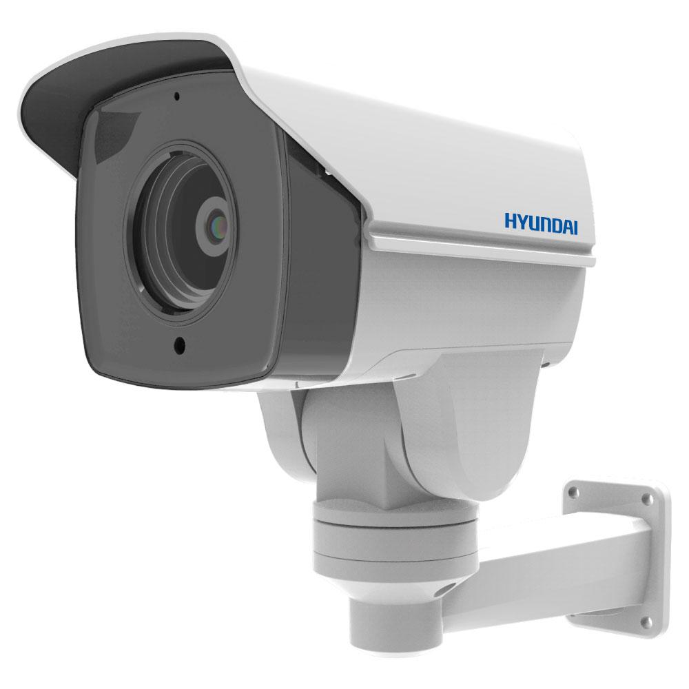 HYU-110 | IP bullet PTZ camera with IR illumination of 80m, for outdoors