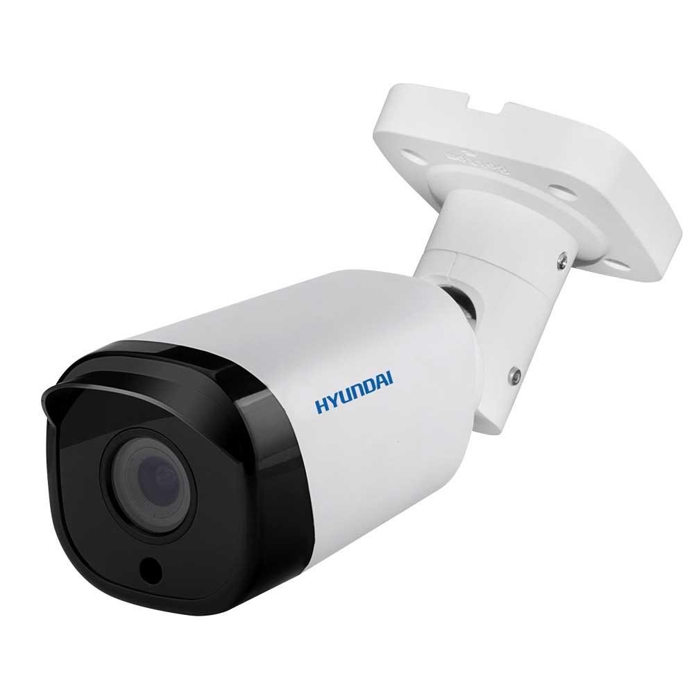 HYU-165N | Cámara bullet 4 en 1 serie PRO con iluminación IR de 50 m para exterior