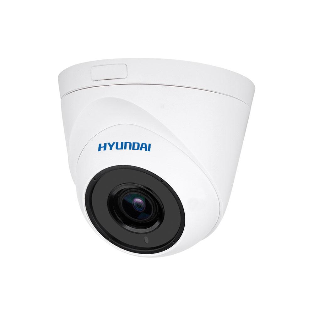 HYU-246   Domo fijo 4 en 1 serie PRO con iluminación IR de hasta 30 m para exterior