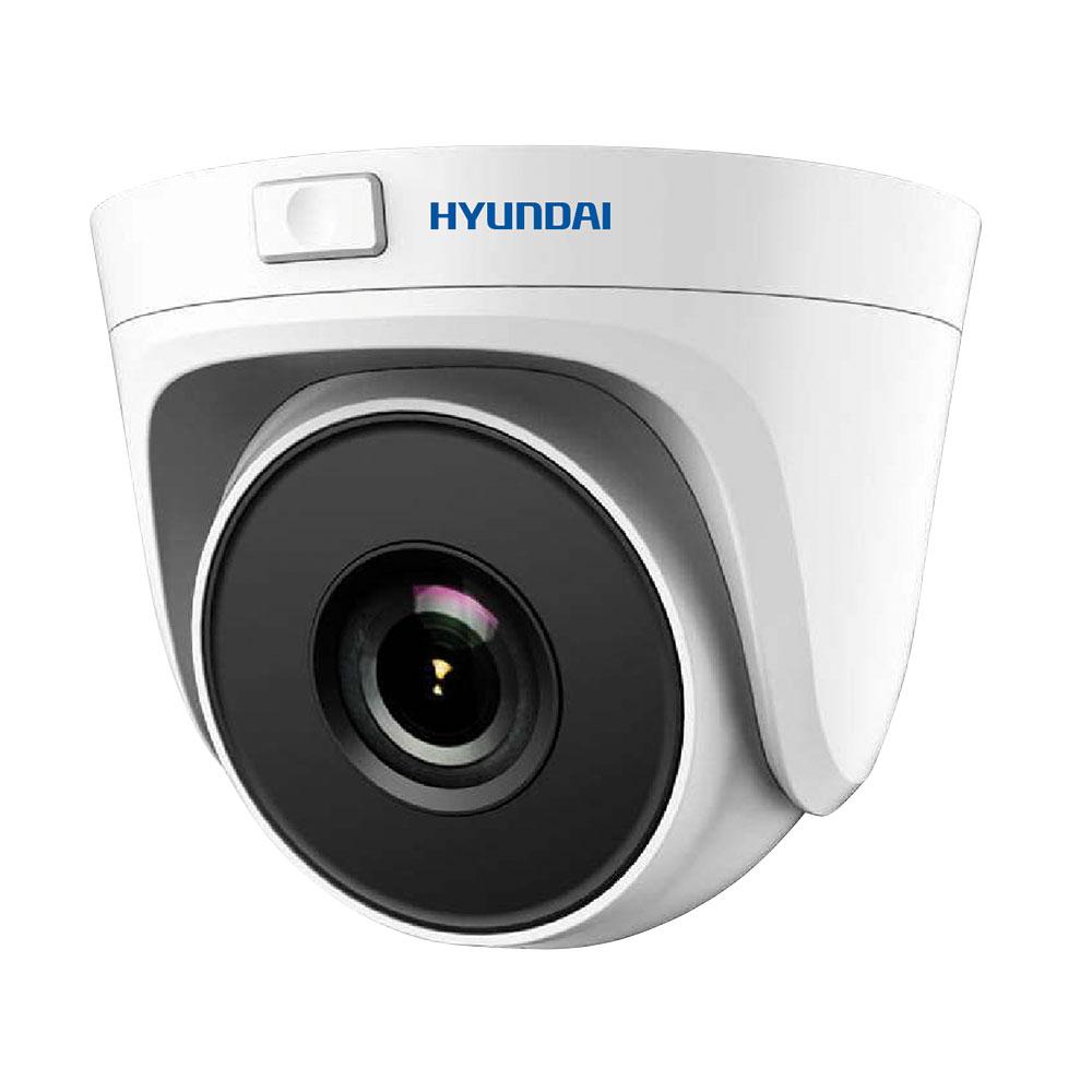HYU-313 | Dôme fixe IP avec éclairage infrarouge 20~30m, d'extérieur de 4 mégapxels