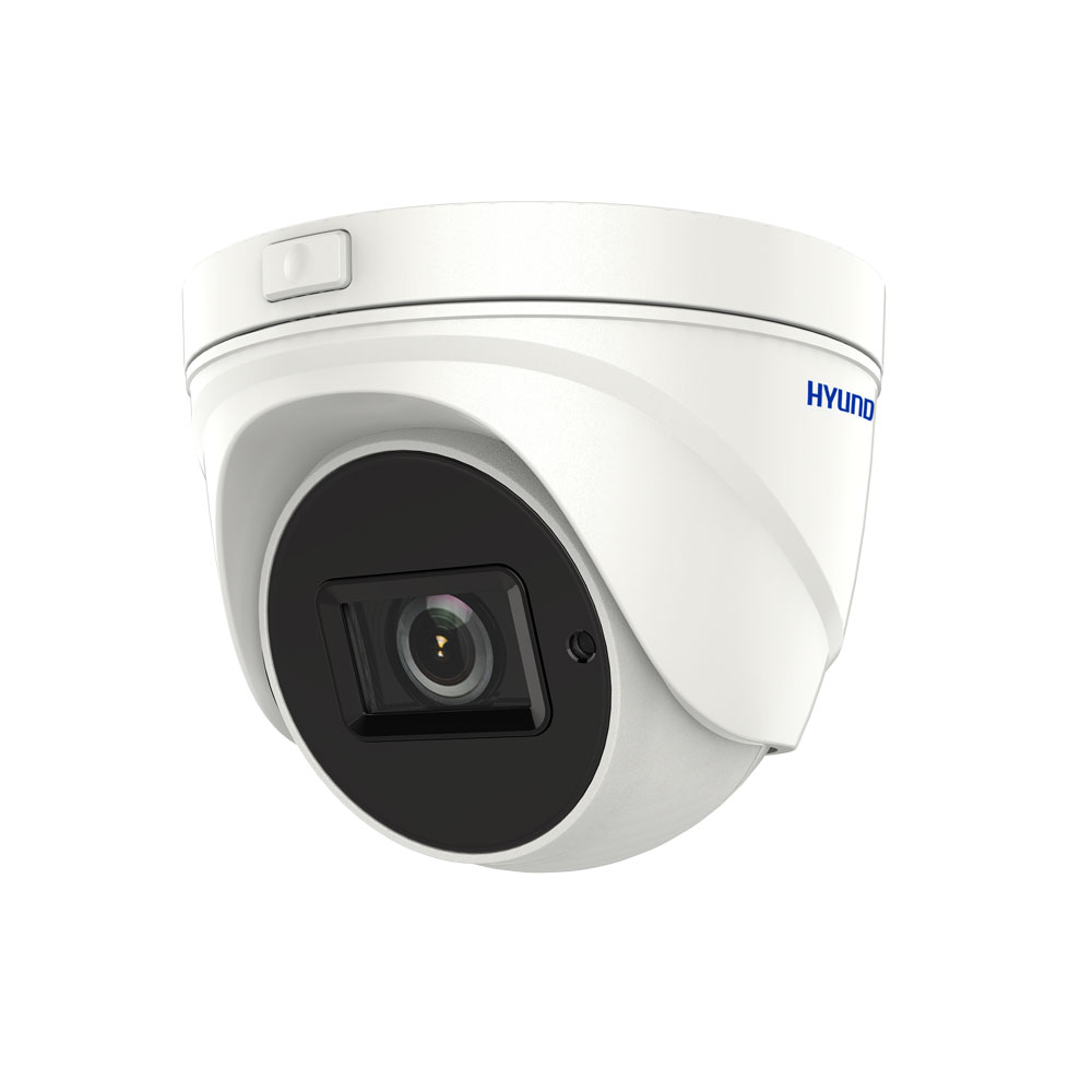 HYU-436 | HD-TVI TURBO HD 4.0 fixed dome ULTRAPRO series with IR illumination of 80 m for outdoors