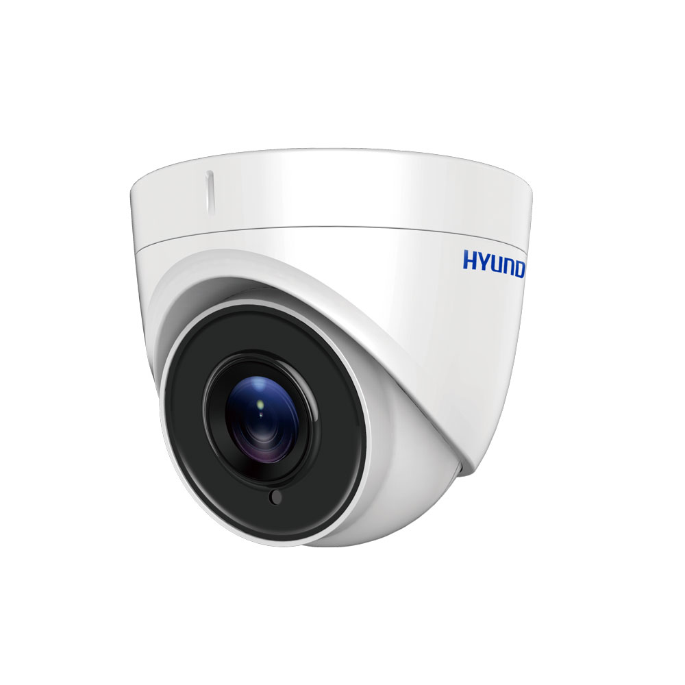 HYU-438 | HD-TVI TURBO HD 4.0 fixed dome ULTRAPRO series with IR illumination of 60 m, for outdoors