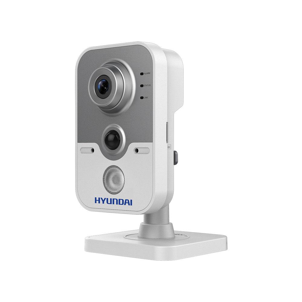HYU-483 | Caméra compacte HD-TVI série PIR avec Smart IR de 20 m et détection de mouvement par PIR actif, d'intérieur