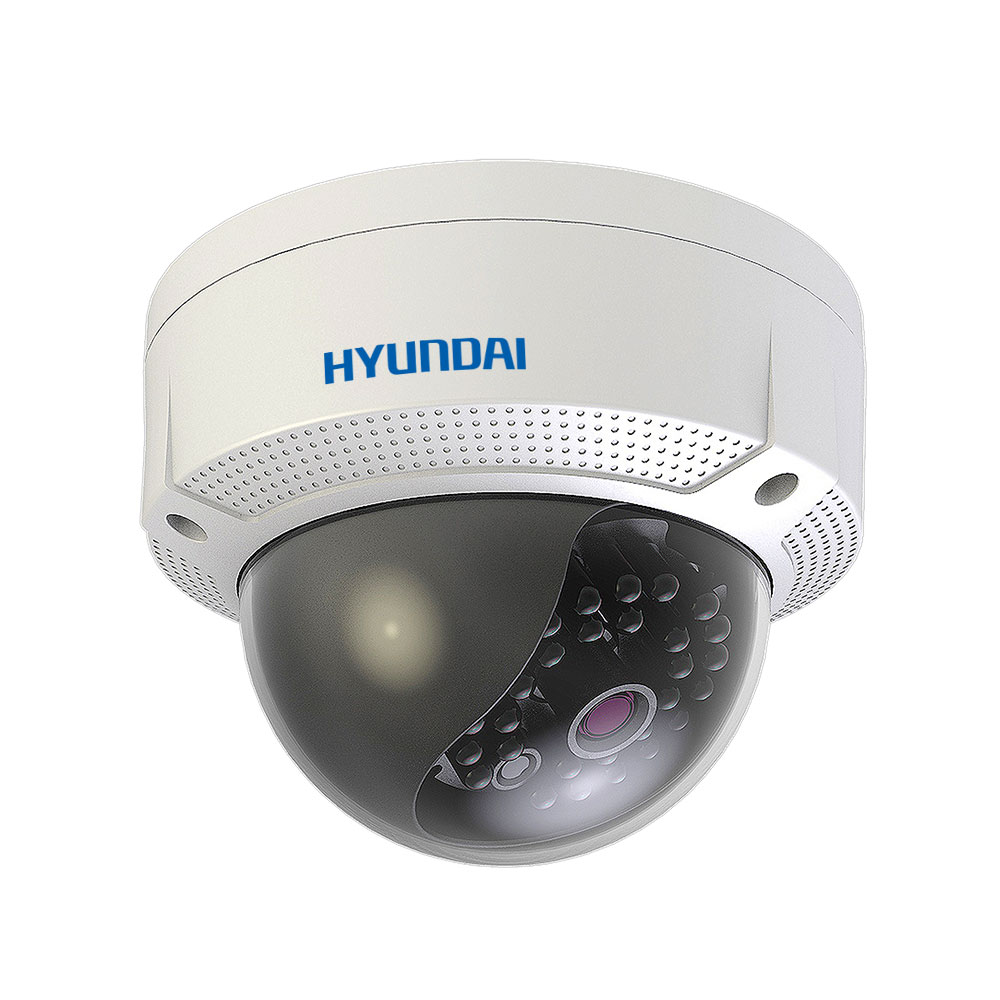HYU-486 | 4 in 1 vandal dome PRO series with  Smart IR of 20 m, for outdoors