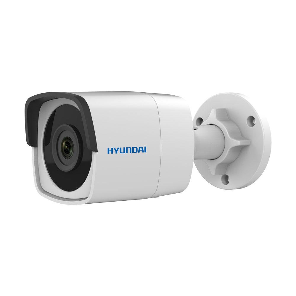 HYU-492 | Cámara bullet IP Performance Line de 6MP con iluminación infrarroja 30m, de exterior