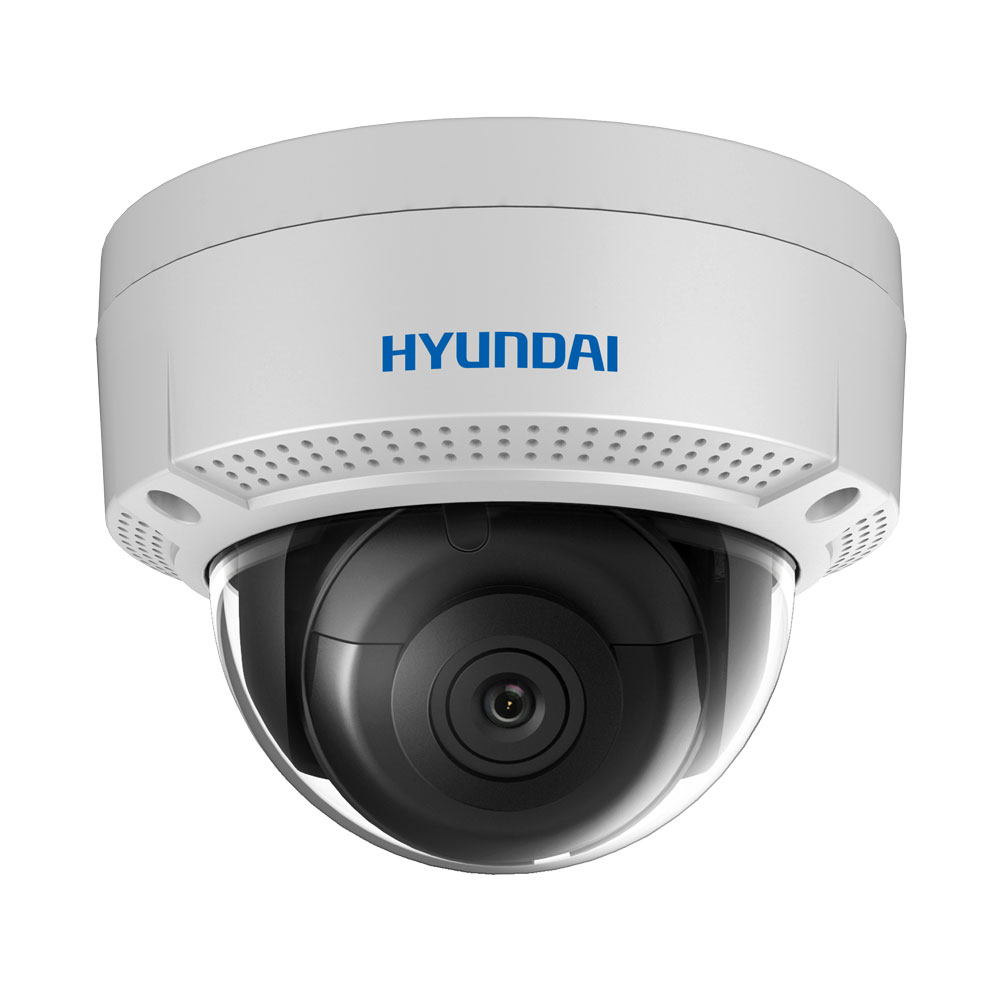 HYU-493 | IP vandal dome Performance Line with IR of 30m, for outdoors 6 MP