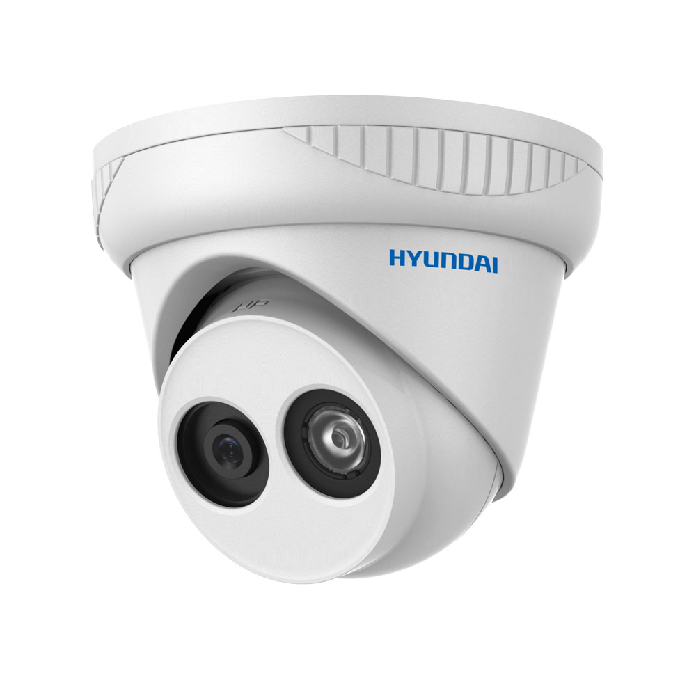 HYU-494 | IP dome with IR of 30m, for outdoors 6 MP