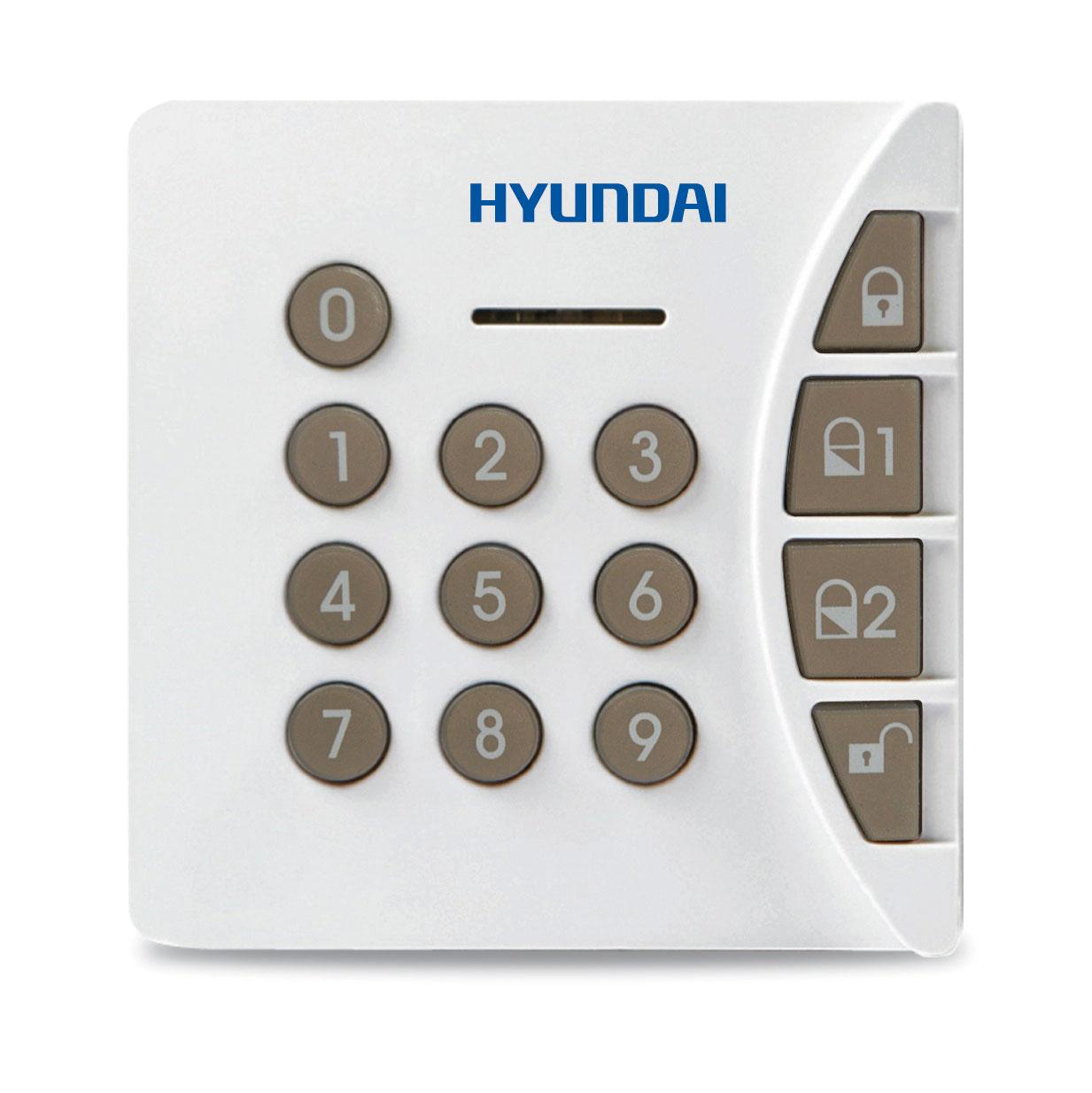 HYU-71 | Teclado vía radio para sistema Smart4Home