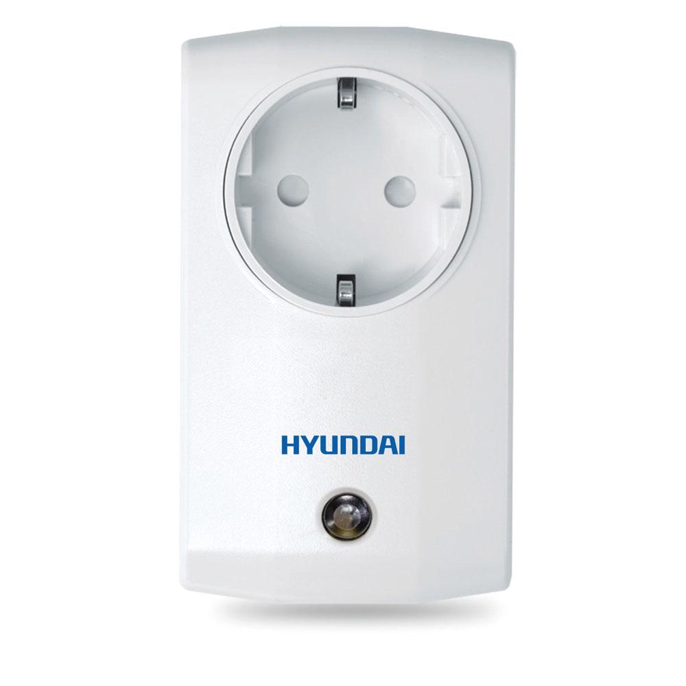 HYU-75 | Enchufe inteligente para el sistema Smart4Home