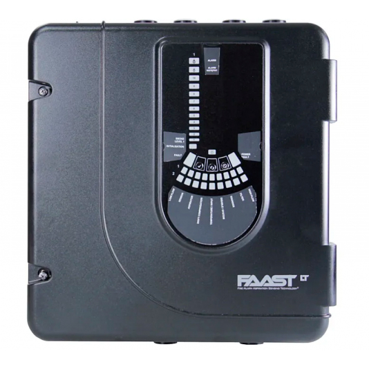 NOTIFIER-281 | Conventional FAAST-LT suction system with 1 channel / 2 detectors.