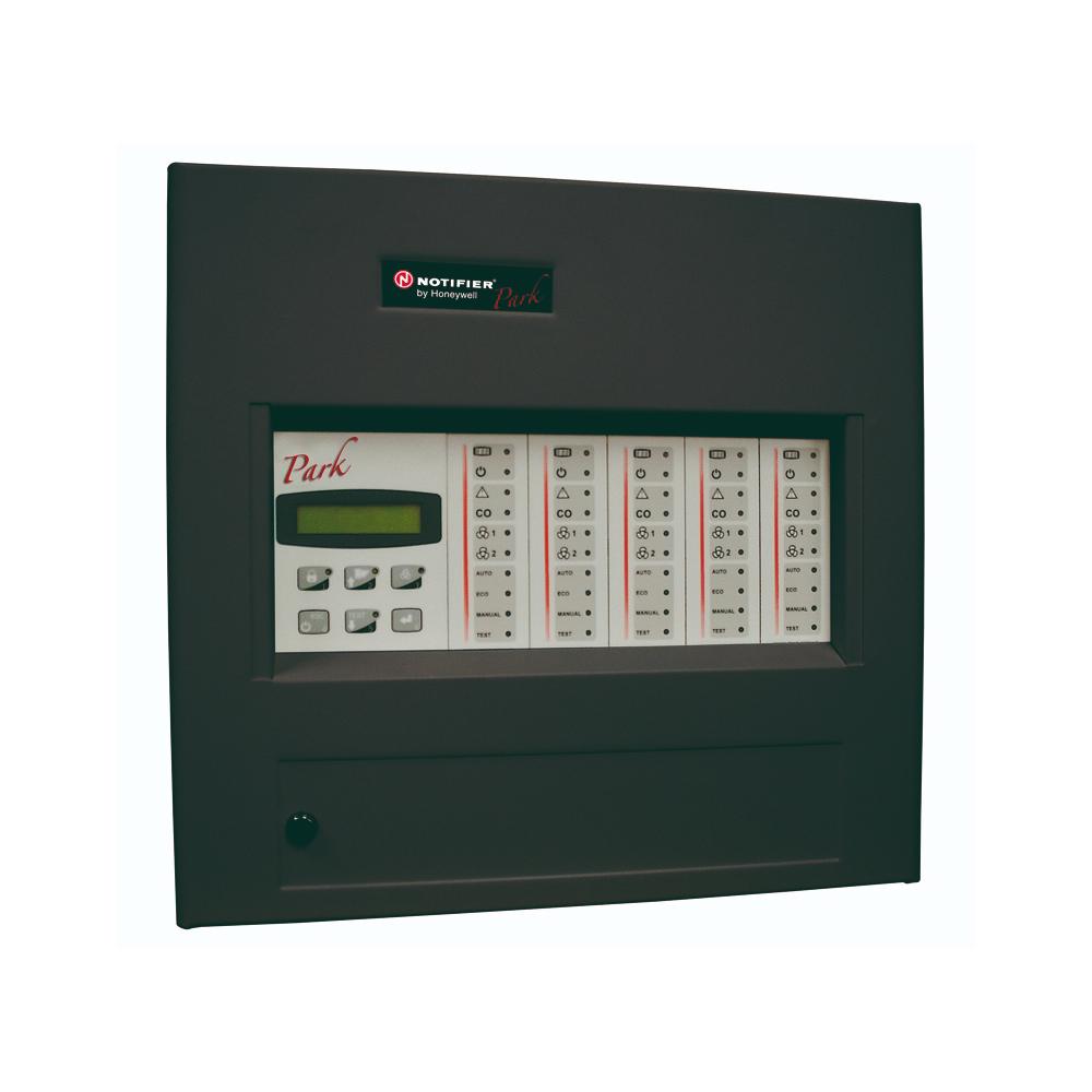 NOTIFIER-393 | Carbon monoxide central '3 zones expandable to 5 zones