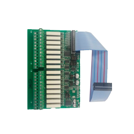 NOTIFIER-397 | 16 relay expansion module for NFG-8 control panels