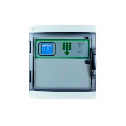 NOTIFIER-398 | Multiscan ++ Central in 64-detector metal cabinet