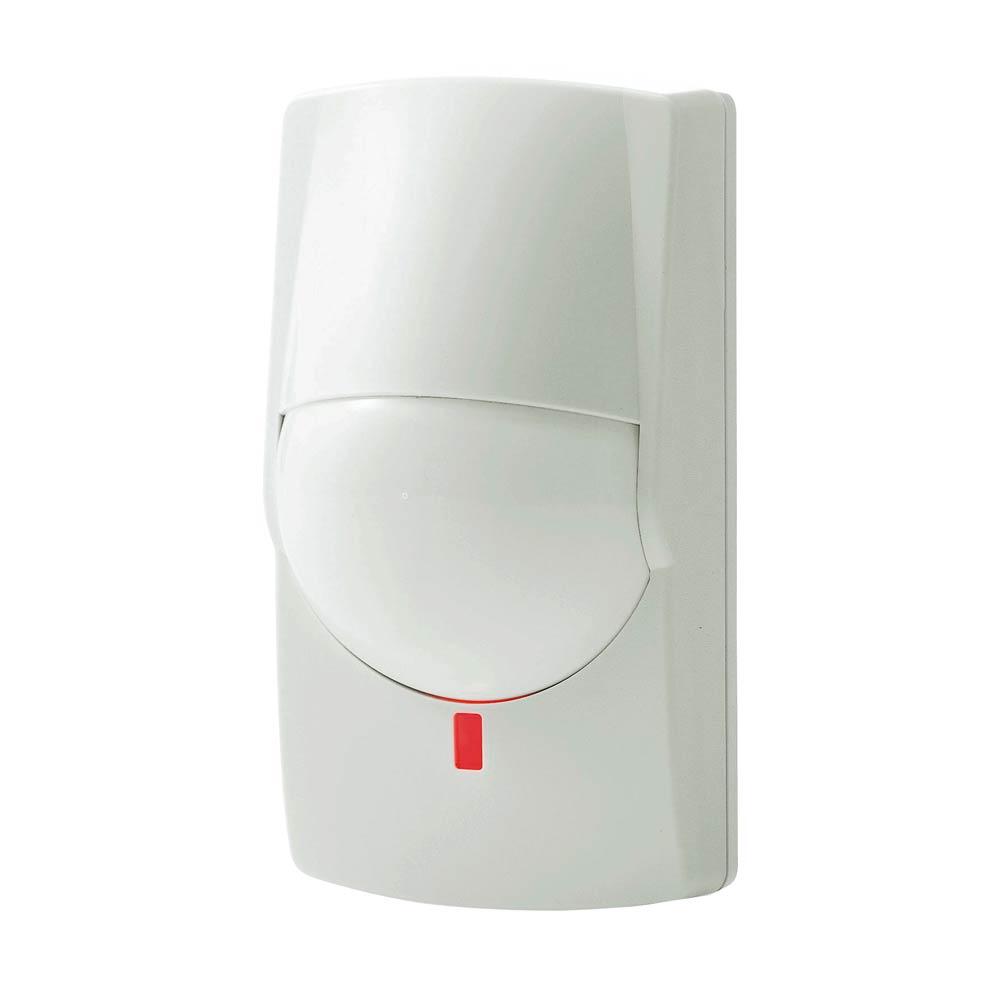 OPTEX-4 | Detector digital de doble tecnología PIR QUAD + Microondas 2,45GHz