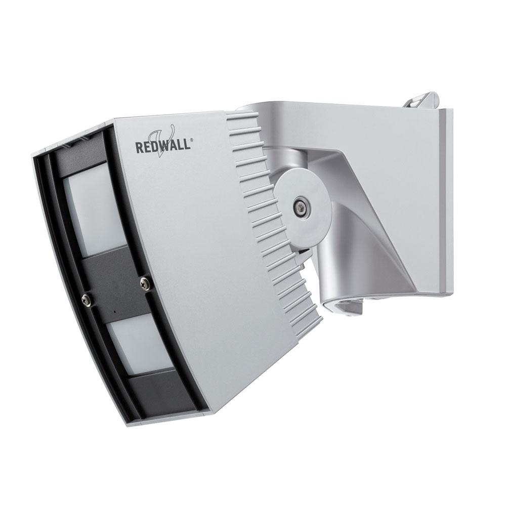 OPTEX-68 | Detector PIR de exterior serie Redwall-V 40 x 10m. Sistema inteligente de detección PIR. Funciones antivandalismo cómo antienmascaramiento y anti-rotación. 12V CC / 24V CA.