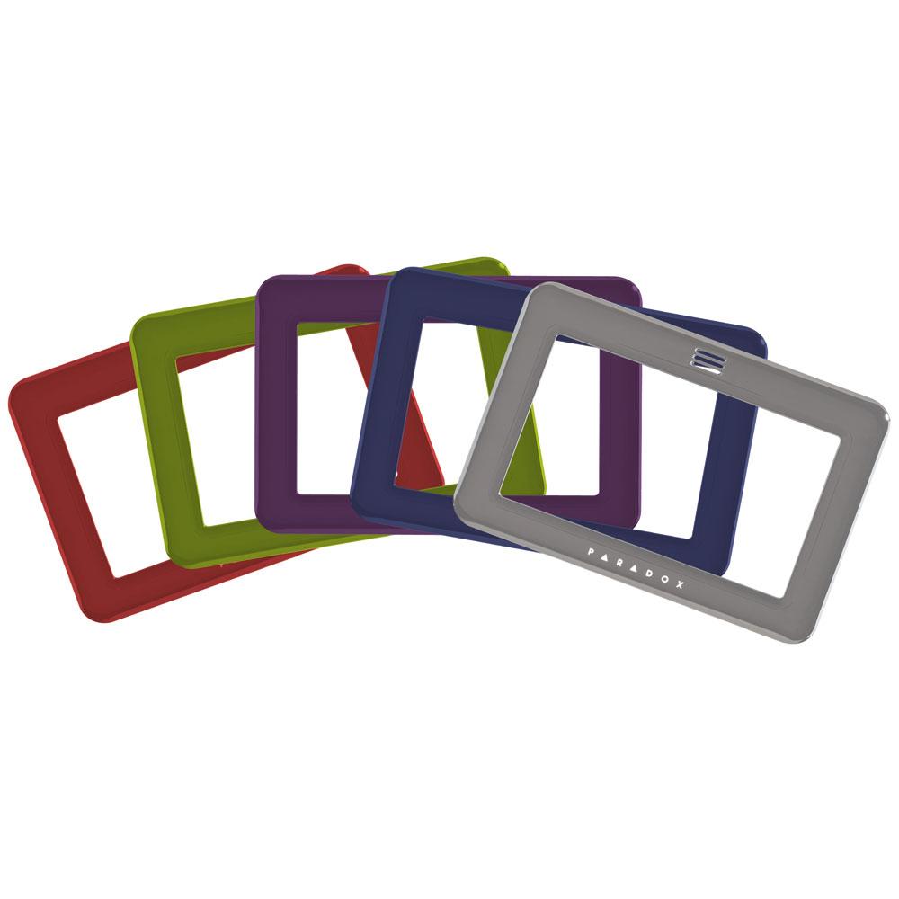 PAR-149 | 5 x color frame pack for PAR-29 keyboard