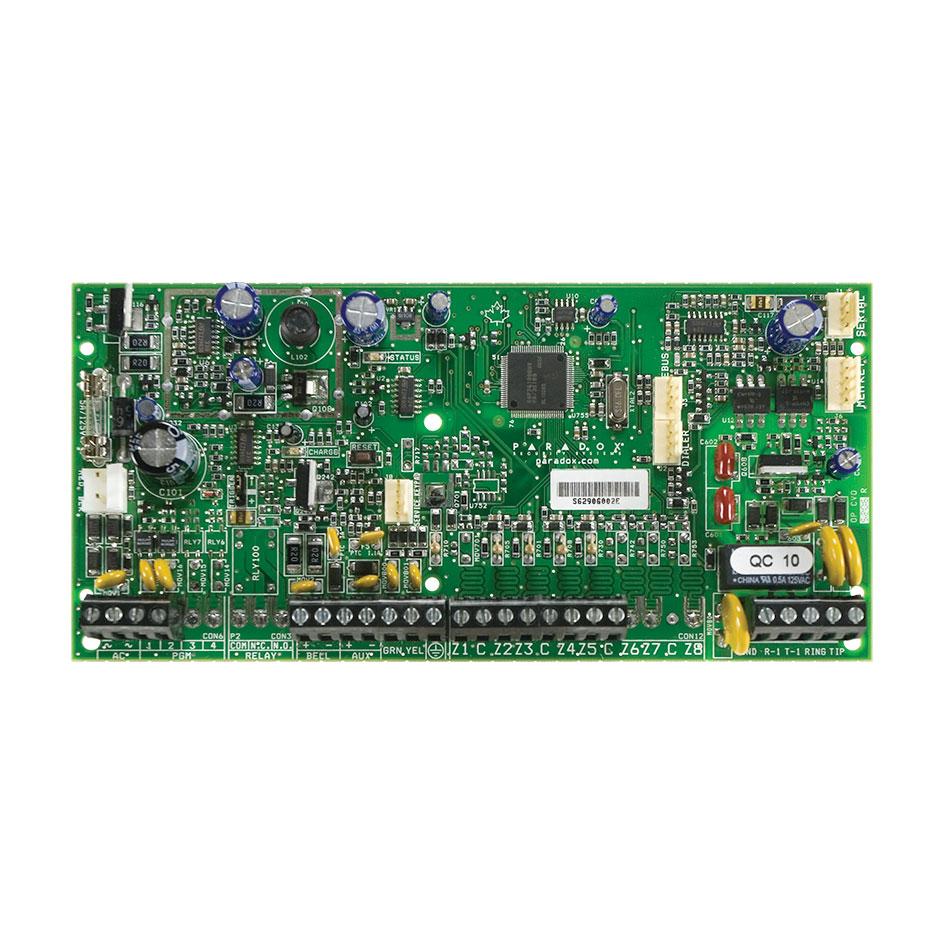 PAR-16 | Circuito de repuesto de central Spectra Plus™ 5 zonas de Grado 2