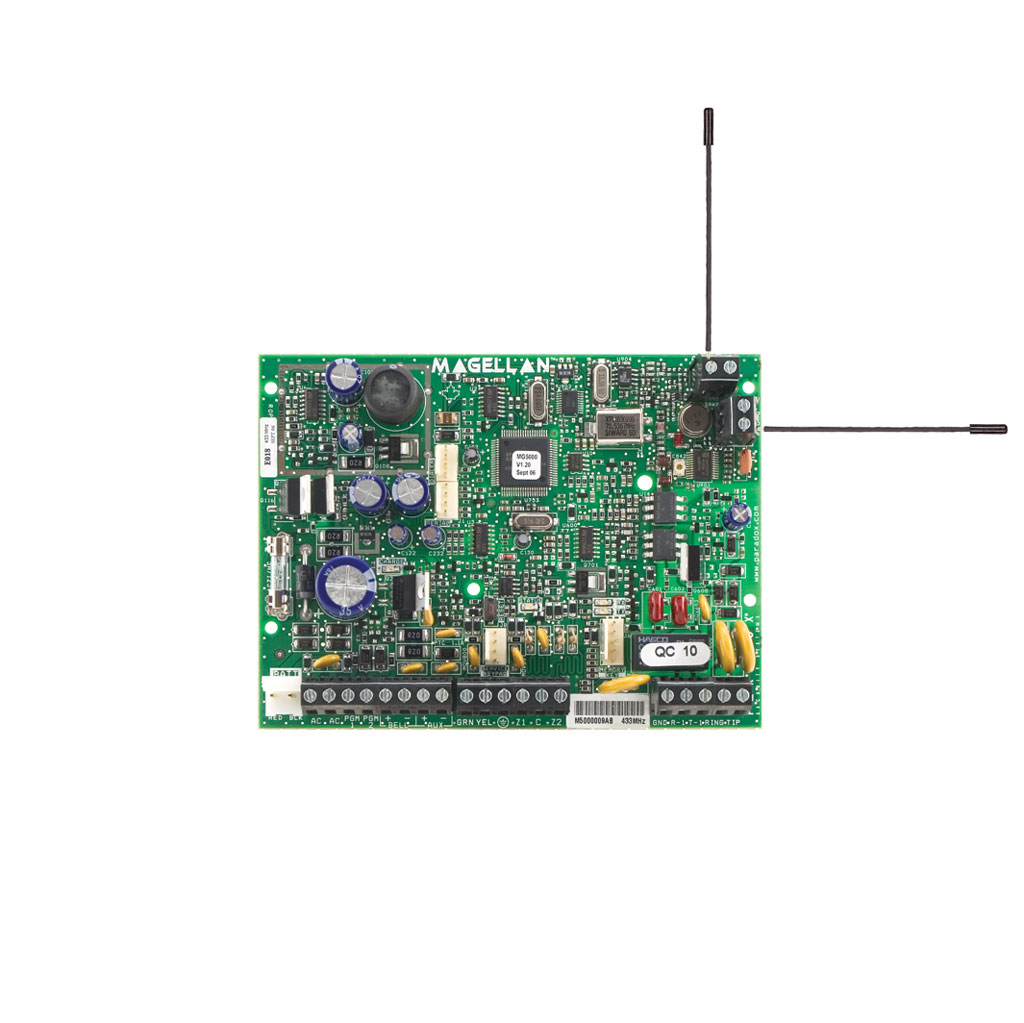 PAR-30 | Circuito de repuesto para central Hybrid Magellan™ de 2 zonas