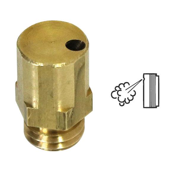 PROT-15 | Boquilla de 1 salida a 30° de inclinación para el cañón de niebla PROT-8 PROTECT Foqus™