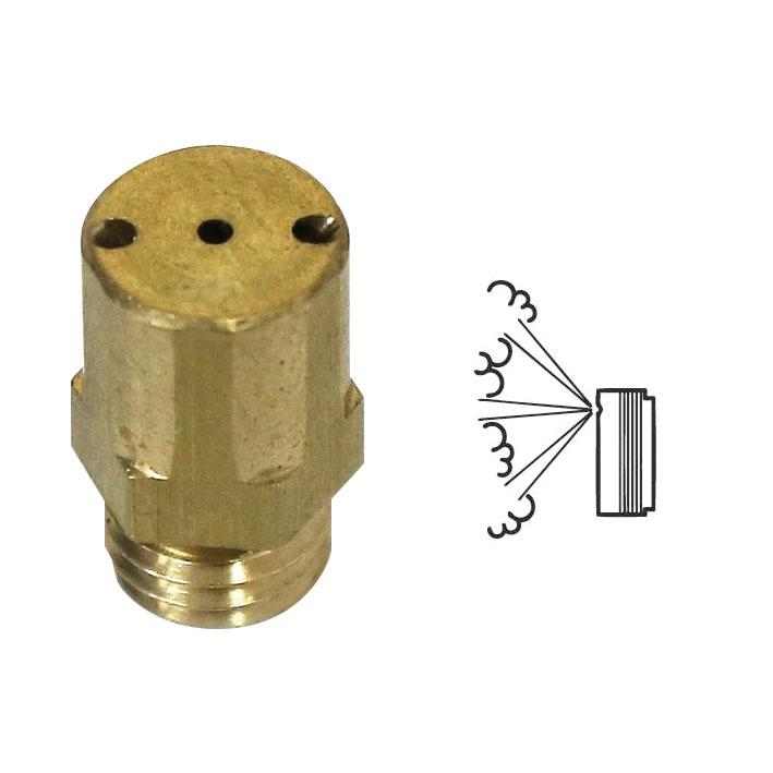 PROT-17 | Boquilla recta de 3 salidas para los cañones de niebla PROT-9 PROTECT Qumulus™, PROT-10 PROTECT 600i™ y PROT-11 PROTECT 1100i™
