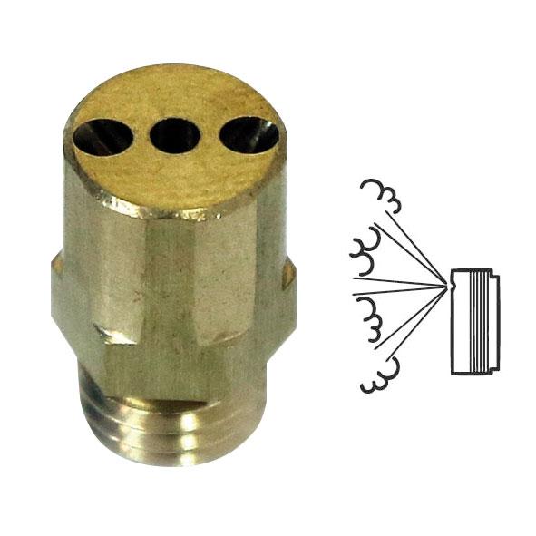 PROT-20 | Boquilla recta de 3 salidas para el cañón de niebla PROT-12 PROTECT 2200i™