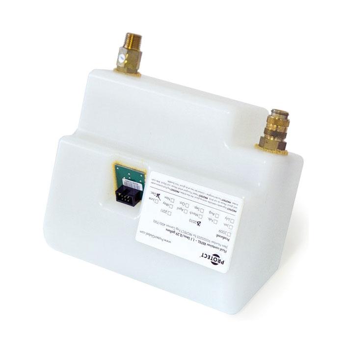 PROT-24 | Contenedor de repuesto de 1,1 litros para los cañones de niebla PROT-8 PROTECT Foqus™, PROT-10 PROTECT 600i™ y PROT-11 PROTECT 1100i™