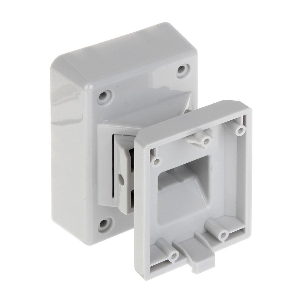 PYRO-16 | Support de montage sur mur réglable ±45º avec protection tamper pour détecteurs Pyronix d'extérieur