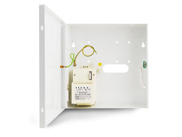 QAR-276 | Metallic box 220V power supply