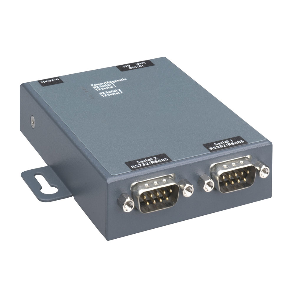 SAM-3502 | Conversor serie RS232, RS422, RS485 a TCP-IP