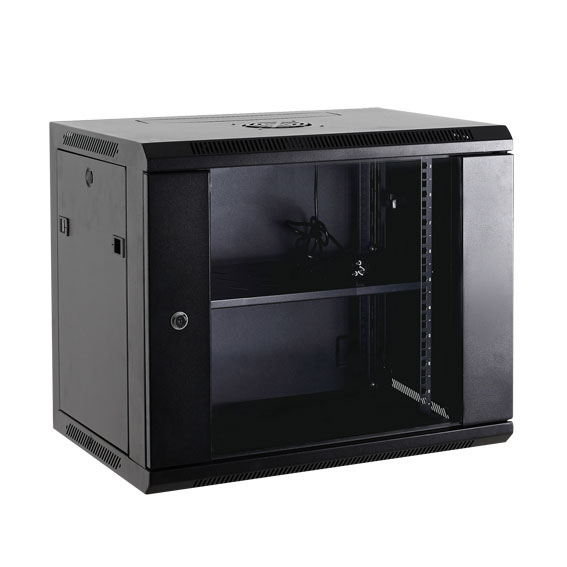 "SAM-4233 | 19""-9U rack cabinet for wall mount"