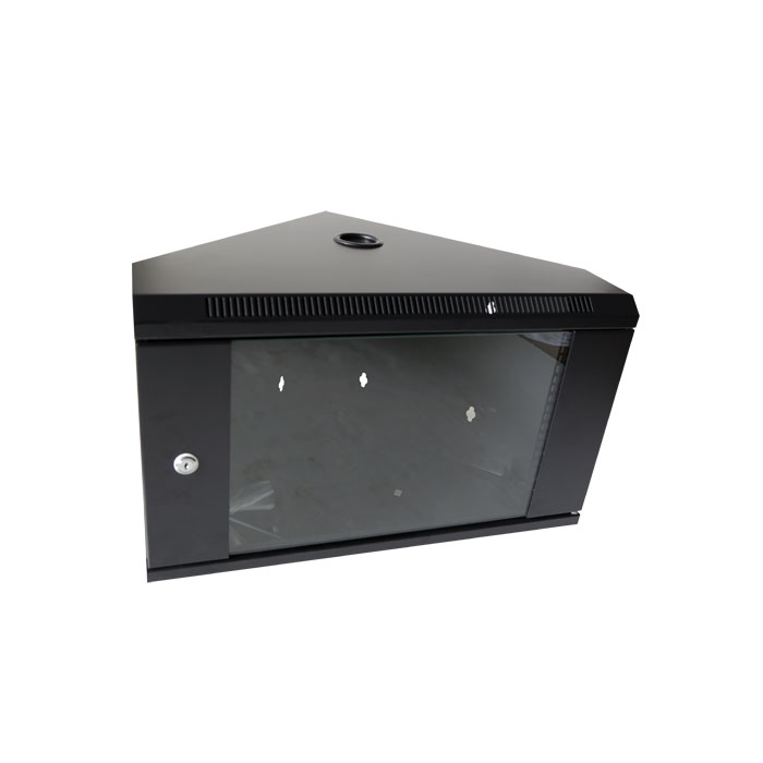 "SAM-4238 | 19""-6U rack cabinet to install on corners"