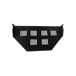 SAM-4277 | 1U tray with vent holes for corner rack cabinet SAM-4232