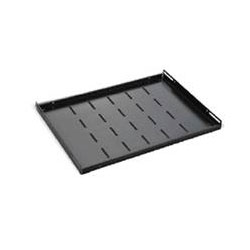 SAM-4281 | 1U tray with vent holes for wall rack cabinet SAM-4239