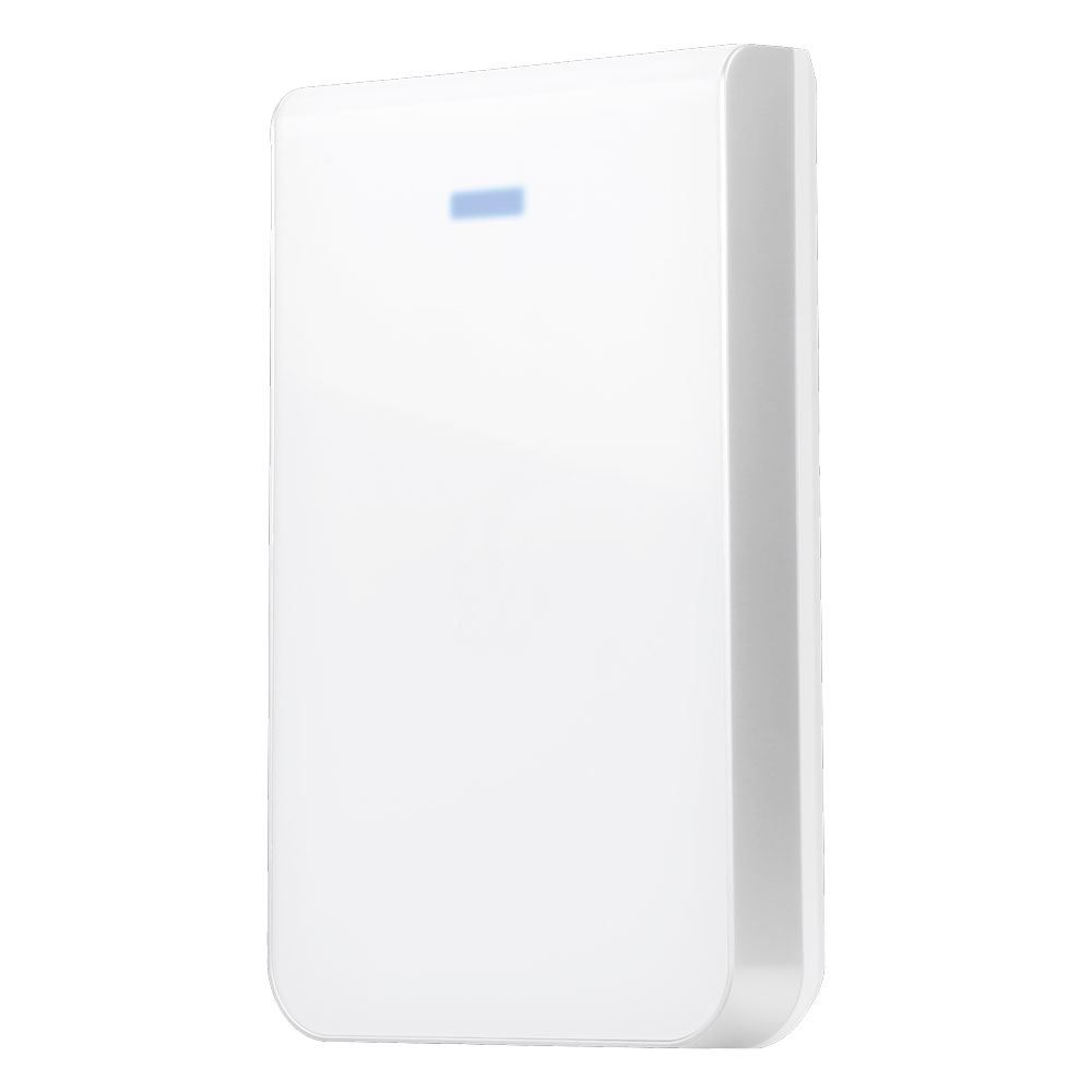 SAM-4386 | Dual frequency wireless antenna (2,4GHz @802.11n / 5GHz @802.11ac) for access point (connected to switch with router)