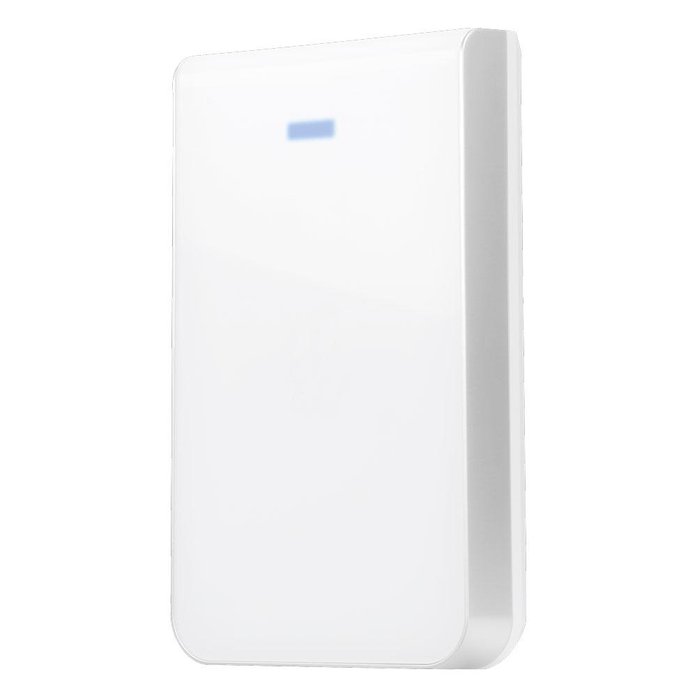 SAM-4386 | Antena wireless de frecuencia dual (2,4GHz @802.11n / 5GHz @802.11ac) para punto de acceso (conectado a switch con router)