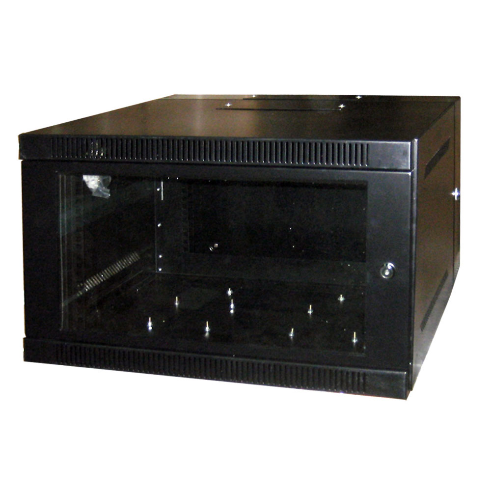 SAM-771 | Outdoor 6U Wall rack cabinet of 600mmm (W) x 545mm (D) x 362mm (H)