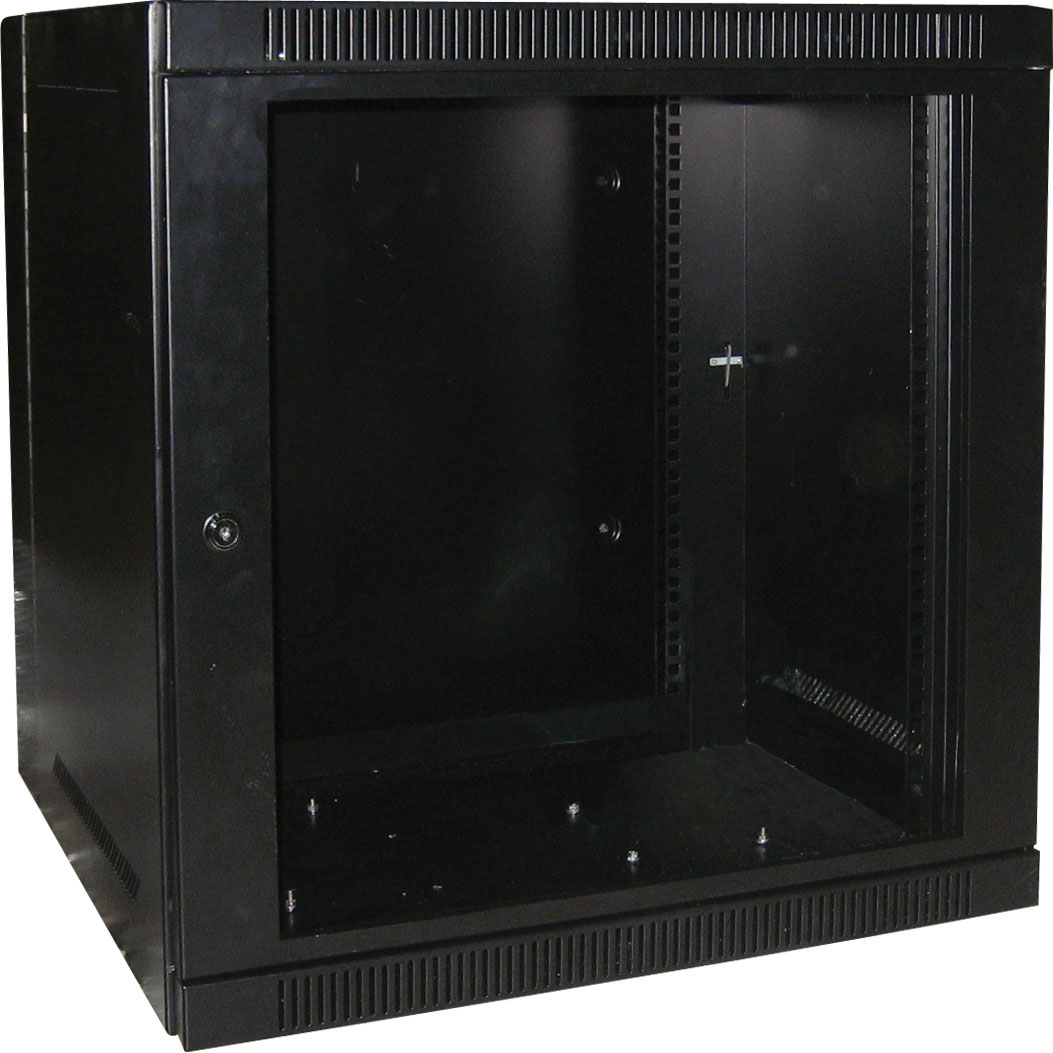 SAM-772 | Outdoor 12U Wall rack cabinet of 600mm (W) x 545mm (D) x 600mm (H)