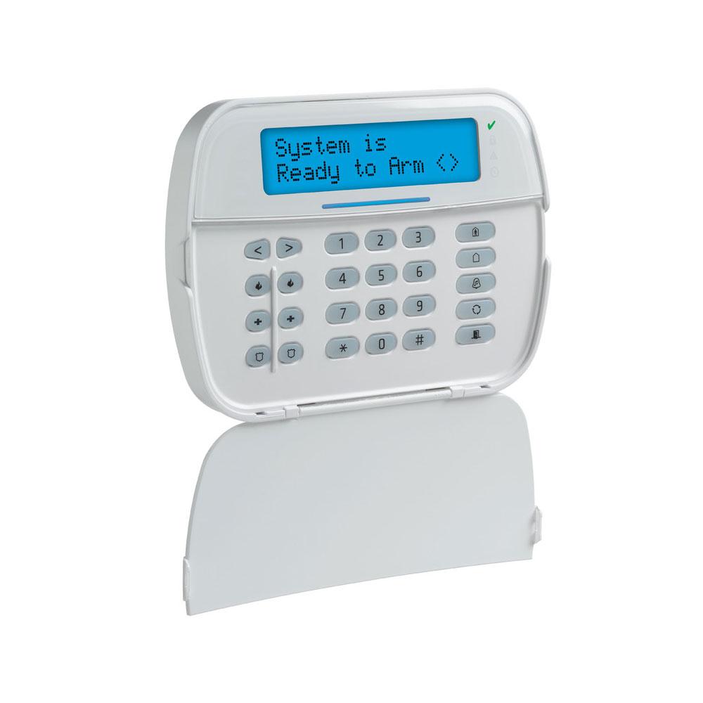 VISONIC-29 | Teclado LCD PowerSeries Neo cableado con transceptor PowerG.