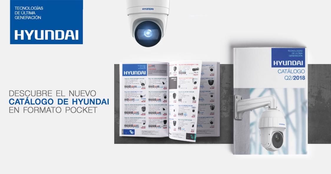 Descubre el nuevo catálogo de HYUNDAI en formato pocket