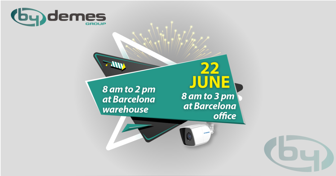Special Barcelona office and warehouse hours on June 22