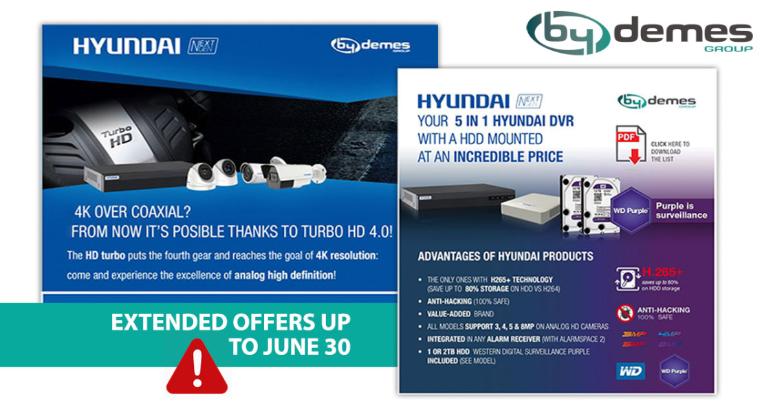 We extend the two HYUNDAI offers for the celebration of our new Dublin offices opening!